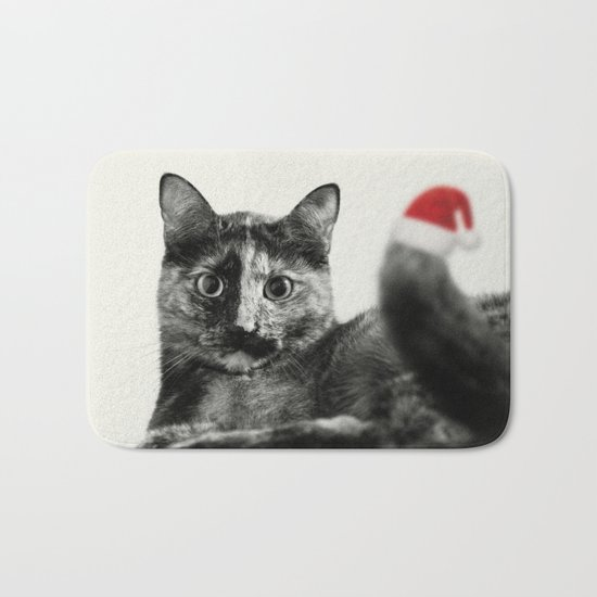 Merry Christmas! Bath Mat