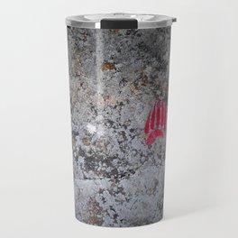 Pictograph Travel Mug