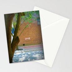 Love on the Bricks Stationery Cards