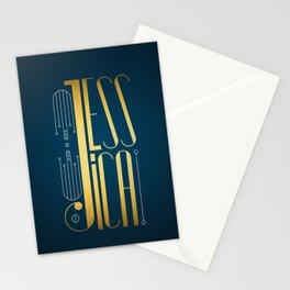 Jessica Stationery Cards