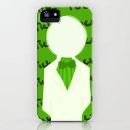 Doc Scratch iPhone Case