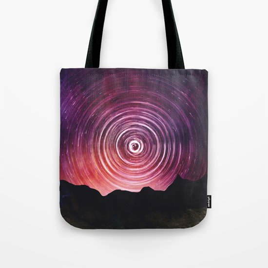 Follow the stars II Tote Bag