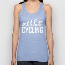 Biking Evolution Unisex Tank Top
