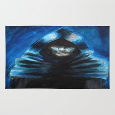 The Hooded One Rug