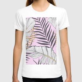 Palm Leaf Art T-shirt