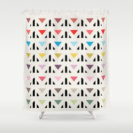 Tripes Shower Curtain