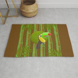 Happy Toucan! Rug
