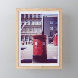 Royal Mail Framed Mini Art Print