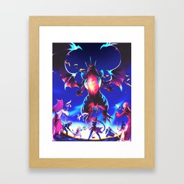 Turn 13 Framed Art Print