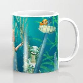 Cute Mermaid 2 Coffee Mug