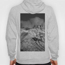 Monochrome Mountain Hoody