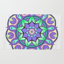 Mandala Awakening 2 Rug