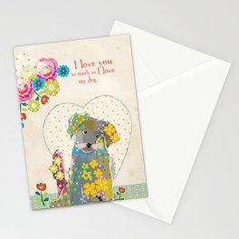 My Doggy Stationery Cards