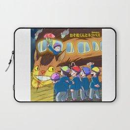 Osomatsu Kun and Neko Bus! 02 Laptop Sleeve