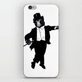 Tap Dancing Bear iPhone Skin
