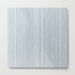 nostromo steel Metal Print
