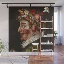 Giuseppe Arcimboldo - Spring Wall Mural