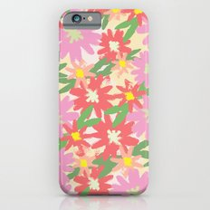 floral party Slim Case iPhone 6s
