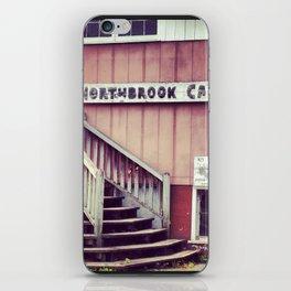 NorthBrook Canoe Company iPhone Skin