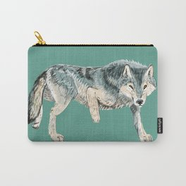 Totem Polar wolf Carry-All Pouch