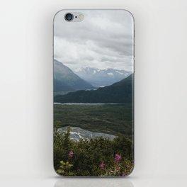 Kenai Fjords iPhone Skin