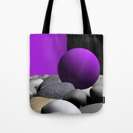 pink or violet -9- Tote Bag