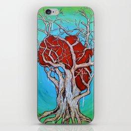 Heart Of Africa iPhone Skin