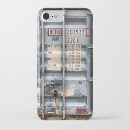 Cargo container iPhone Case