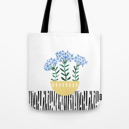Potted Plant 5 Tote Bag