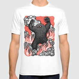A Monster Is Born! T-shirt