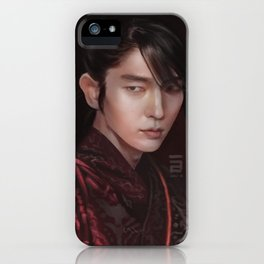Wang So iPhone Case