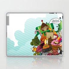 Chestnut Katamari Laptop & iPad Skin