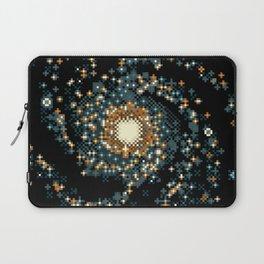 Pinwheel Galaxy M101 (8bit) Laptop Sleeve