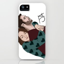 Carry Me Home iPhone Case