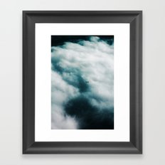 Altitude Framed Art Print