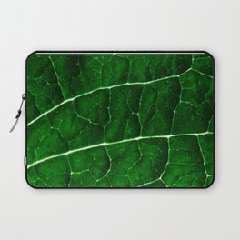 LEAF STRUCTURE GREENERY no2 Laptop Sleeve