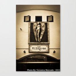 Los Milagros Canvas Print