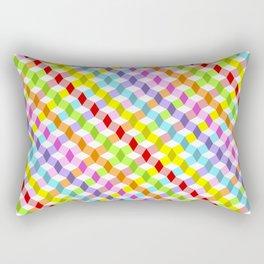 Tempus Vernum Geometrica Rectangular Pillow