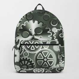 Steel gears Backpack