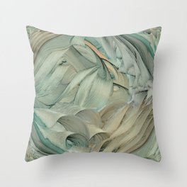 Gahga Throw Pillow