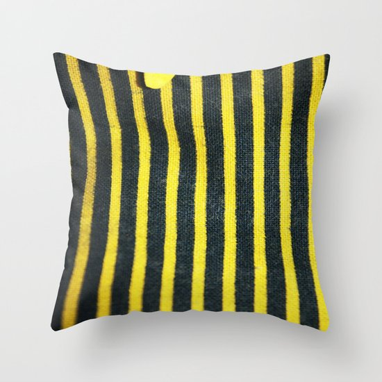 Fuga da Alcatraz Throw Pillow