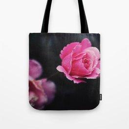 I hate roses Tote Bag