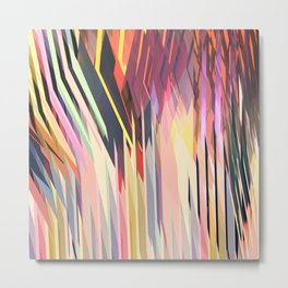 Abstract Composition 615 Metal Print