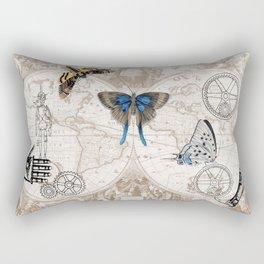 The New Steampunks Rectangular Pillow