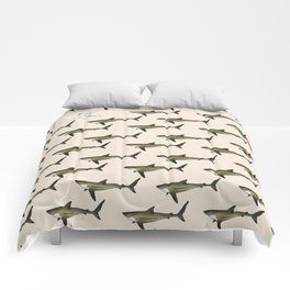Silky Shark Comforters