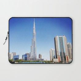 Dubai Burj Khalifa Laptop Sleeve