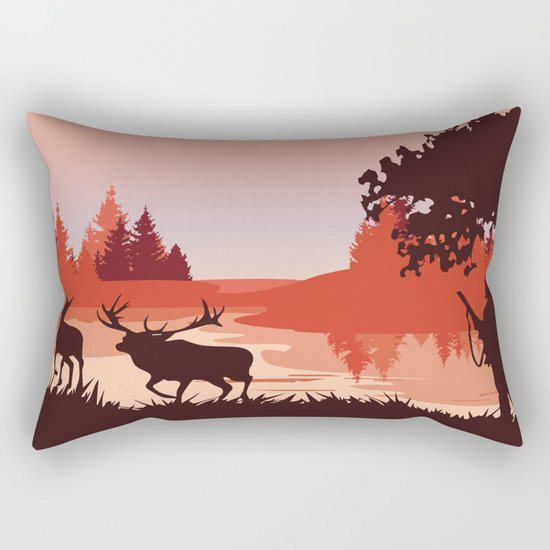 My Nature Collection No. 48 Rectangular Pillow