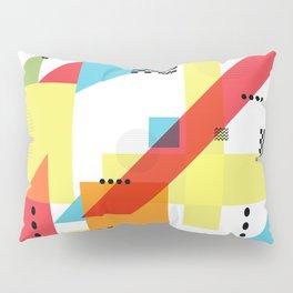 Package Pattern Pillow Sham