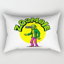 Zoombie Rectangular Pillow