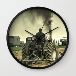 Marshall Clag Wall Clock
